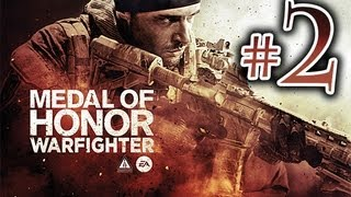 Medal of Honor Warfighter - Gameplay Walkthrough Part 2 HD  - Hot Pursuit