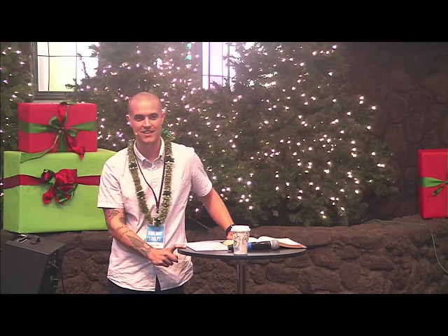Kaimuki Christian Church - Unboxing God's Promise