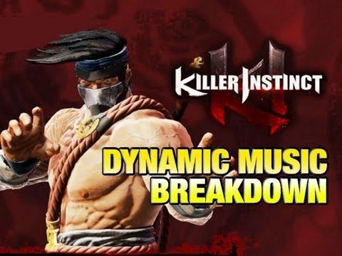 KILLER INSTINCT: Dynamic Music Breakdown