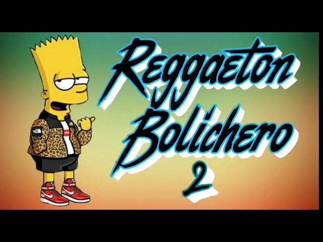 Reggaeton Bolichero 2 (lo mas escuchado 2018) el SanteK Dj