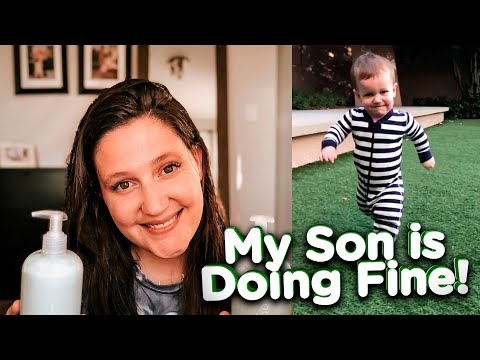 Tori Roloff Responds to Worried Fans Regarding Jackson s Legs: My Son is Doing Fine! tlc from YouTube · Duration:  3 minutes 40 seconds