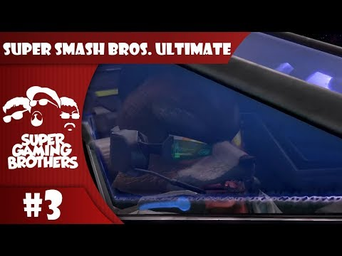 SGB Play: Super Smash Bros. Ultimate - Part 3