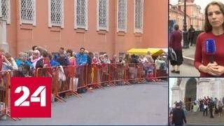 видео Храм Николаю Чудотворцу в Бари: мощи святого, паломничество, как добраться, фото