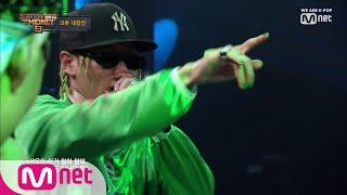[ENG sub] Show Me The Money8 [5회] '이건 압승이다?!' 제네 더 질라 vs 윤비 @크루대항전 1R 190823 EP.5