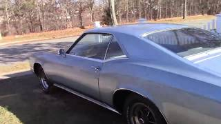 15°F Cold Start & Drive 1967 Buick Riviera