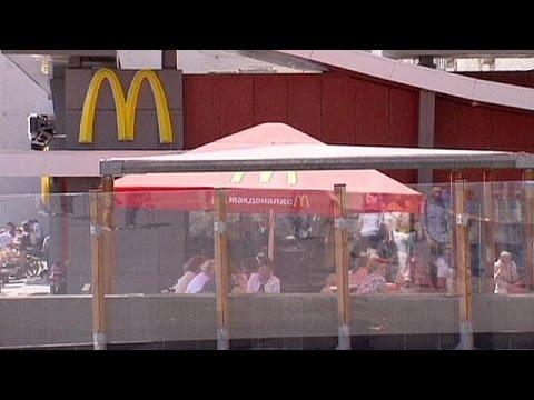 Rusia cierra un quinto McDonalds en Ekaterinburgo, en los Urales - economy