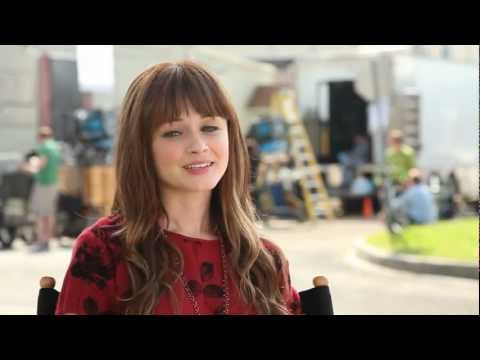 Cast Interview - Alexis Bledel - Tell us about shooting in New Orleans.