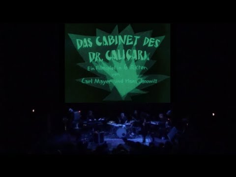Das Cabinet Des Dr. Caligari (Monomyth version)
