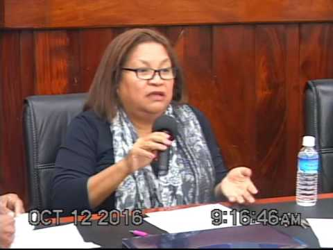 Senate JGA Comte meeting w/ Palau Election Commission  9.12.16 Part 1
