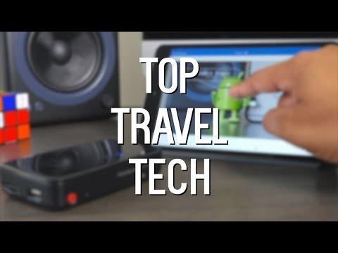 Top Travel Tech! (Ep.1)