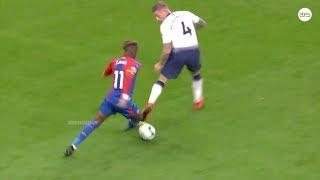 Wilfried Zaha BREAKING Ankles in 2019