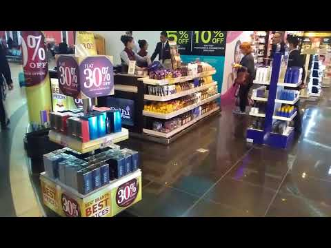 Delhi duty free section. Great stuff at discount?