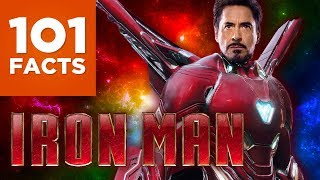 101 Facts About Iron Man