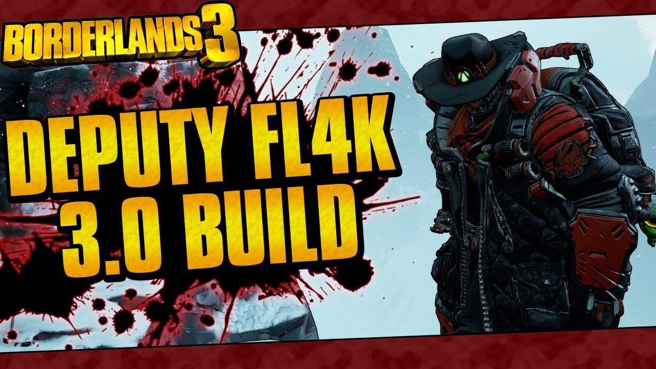 Borderlands 3 | Deputy FL4K 3.0 Build (Mayhem 10 One Shot Destruction + Game Save) thumbnail