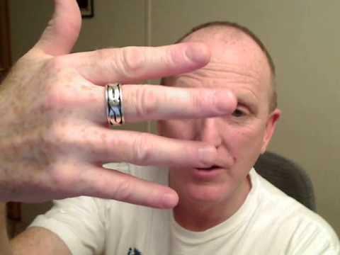 Spinner Ring Review - YouTube