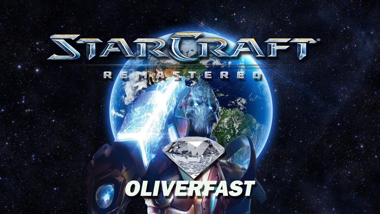 👁️🗨️👁️🗨️Oliverfast : AnaLizando partidas Starcraft Remastered en vivo🔎