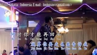 Qin Yong   Hen Ni Bu Hui Tou ) Raja Kuring Restaurant Live Show   YouTube