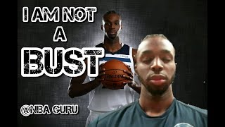 "Andrew Wiggins - ""I Am Not A Bust"" (2018) Mix (Emotional)"