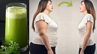 Homemade Drink to Burn Fat Fast | Weight loss for women