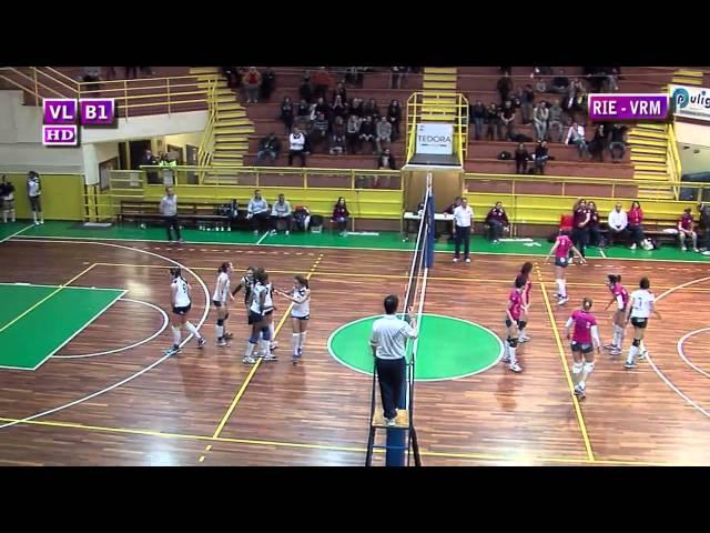 Fortitudo Rieti vs Volleyfriends Roma - 5° Set