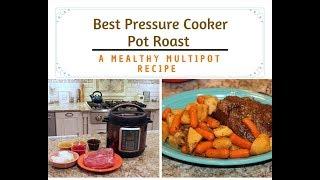 Best Pressure Cooker Pot Roast Recipe & #MealthyMoms Cooking Kit Giveaway