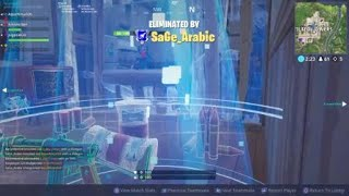 A Little Clip- Fortnite Battle Royale