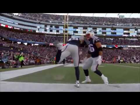 Chris Hogan NFL Highlights I Spy