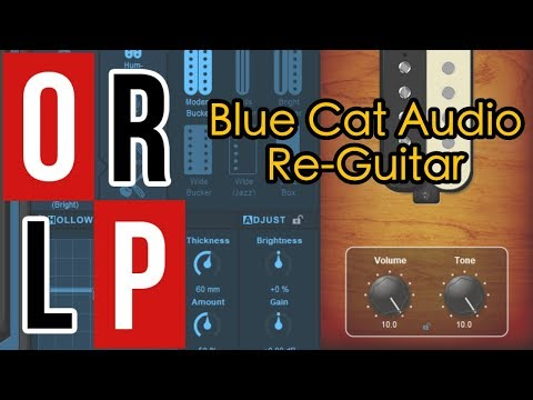 Blue Cat Audio Re-Guitar - TEST EN LIVE