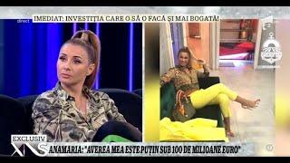 Anamaria Prodan, anunţ bombă! Sexy impresara revine în televiziune cu un nou reality-show