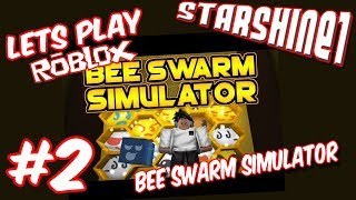 StarShine Plays: Roblox: Bee Swarm Simulator 02