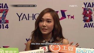 Jessica Jung Ex SNSD mendapatkan Awards dari Yahoo Hong Kong