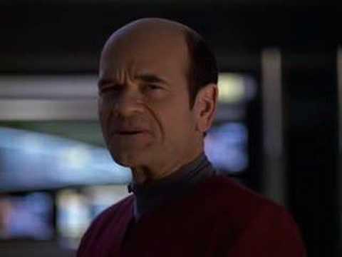 Voyager Emergency Command Hologram (ECH)