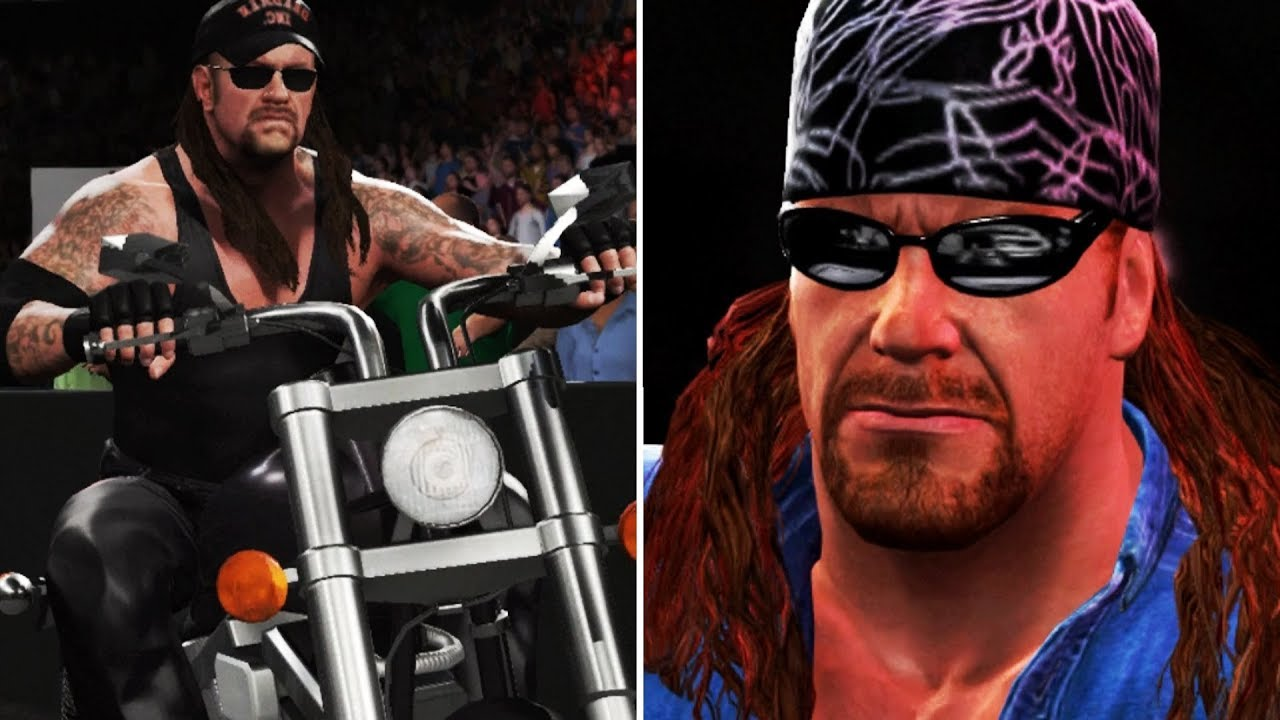 The undertaker american bad ass 4