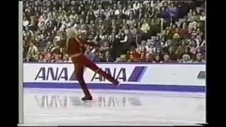 2001 Worlds Plushenko interview & SP Bolero with marks (ABC)