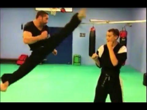 Scott Adkins - Training Motivation