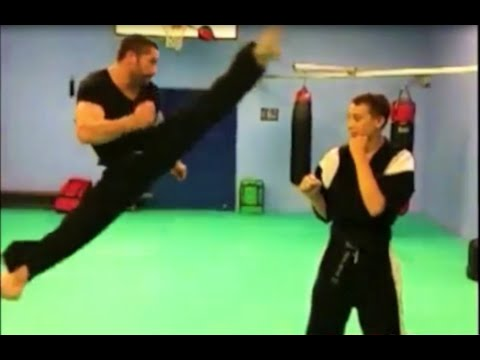 Scott Adkins - Training Motivation