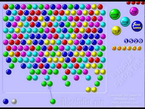 Игра Воздушные шарики онлайн Bloons Pop Three играть