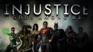 Injustice Gods Among Us Episode 5: Natural Talents in this Game!