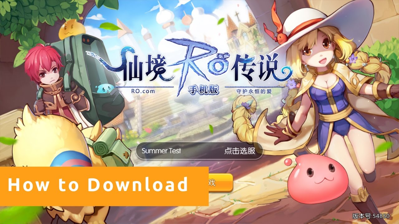 How To Download & Create Account - Ragnarok Online Mobile : Guardian Of  Eternal Love Xindong