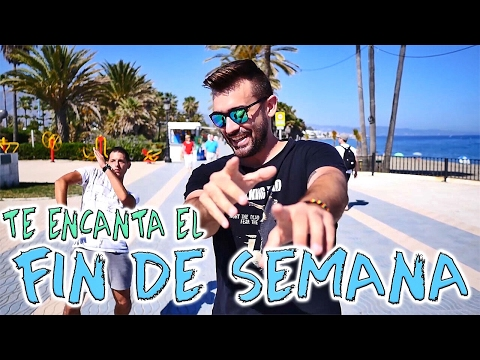 TE ENCANTA EL FIN DE SEMANA!!!! Ed Sheeran - Shape Of You (PARODIA)