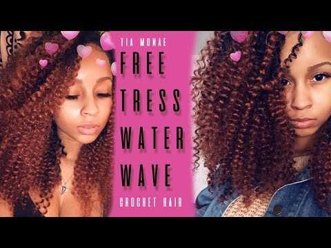 Freetress Water Wave Crochet