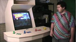 Mame Arcade Machine (4 Person) Ohio