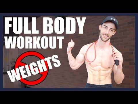30 min. FULL BODY WORKOUT | NO WEIGHTS