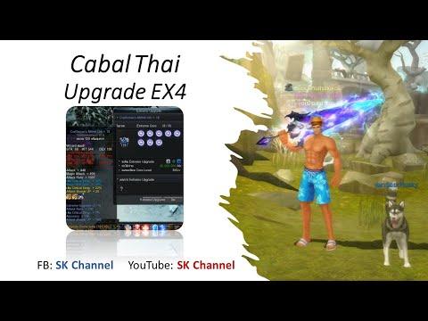 Cabal Thai Upgrade EX4