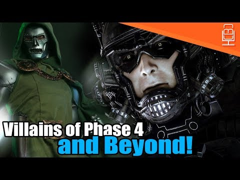 Doctor Doom & Galactus in Phase 4 and Beyond