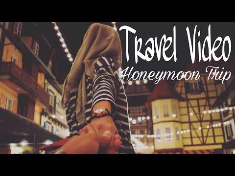 TRAVEL VIDEO: Honeymoon trip Bukit Tinggi and Genting Highland
