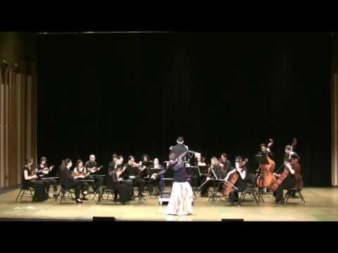 Musica Notturna delle Strade di Madrid — Luigi Boccherini — Belen Cabanes
