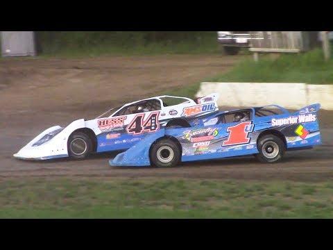 Super Late Model Heat Two | Eriez Speedway | 6-2-19
