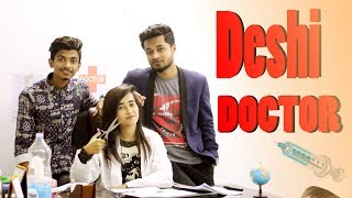 Deshi Doctor | Bangla New Funny Video | Xoy | Saad | Muhit | Raaz | Siam | Hridita