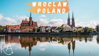 24 HOURS IN WROCLAW | Old Town Walk Around! ... Wroclaw Poland!